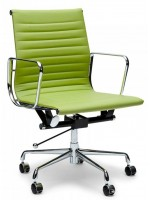 Eames Style Ribbed Office Chair EA 117